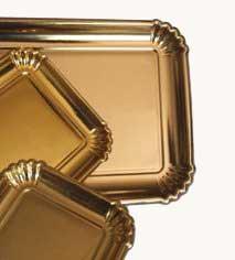 Scatolificio Martinelli Srl - Produzione di Vassoi Oro per pasticcerie