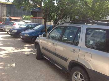 Scatolificio Martinelli Srl: area per parcheggio autovetture