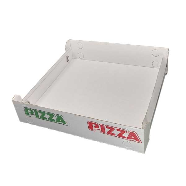Scatolificio Martinelli Srl - Cubo pizza 29x29