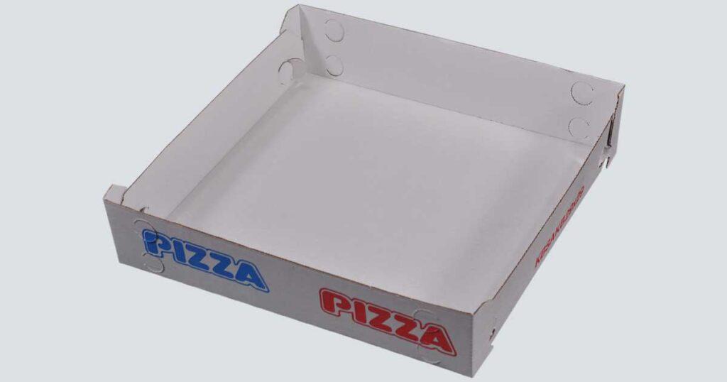 Scatolificio Martinelli Srl - Cubo Pizza 33x33