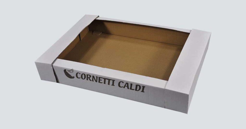Scatolificio Martinelli Srl - Porta Cornetti 43x65x10