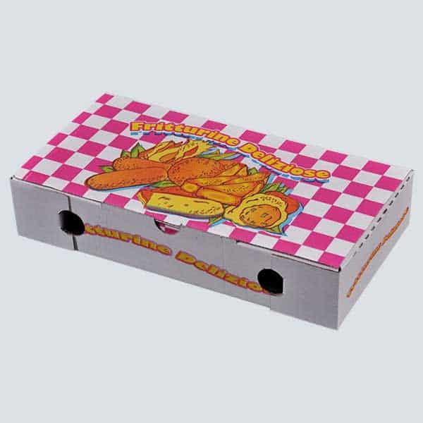 Scatolificio Martinelli Srl – Produzione di Porta Fritti Grandi 31x16x6 per pizzerie