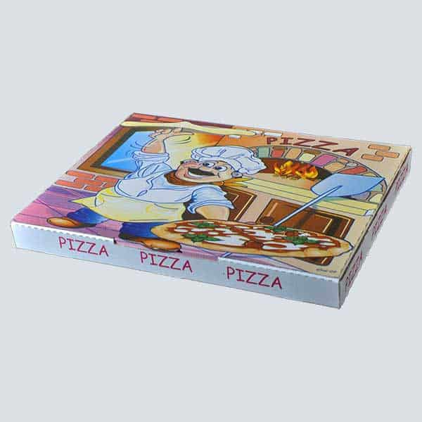 Scatolificio Martinelli Srl – copertina della scatola pizza 37x47x4 Americana con stampa generica e personalizzata