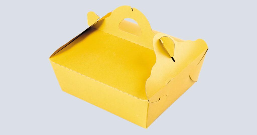 Scatolificio Martinelli Srl - Produzione di Porta Paste Automontanti per pasticcerie