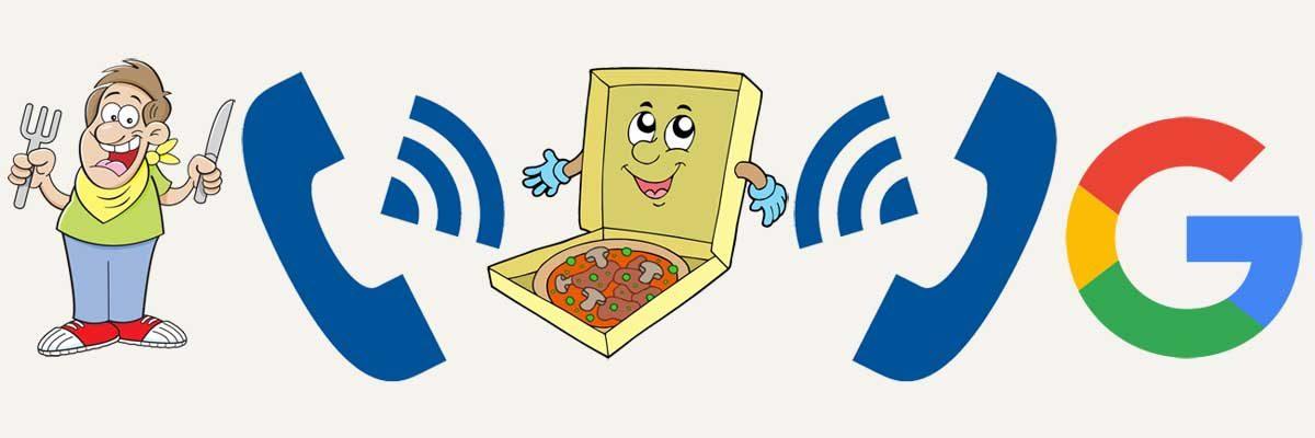 Pizza a domicilio e privacy ai tempi di Google